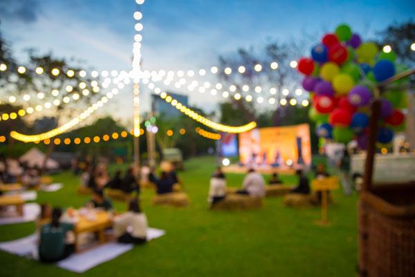 """""""Ajir en Fête"""" – Garden Party à Spa"""