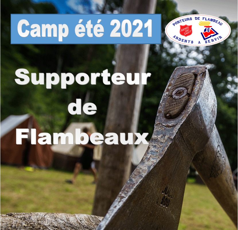 Camp SPF été 2021